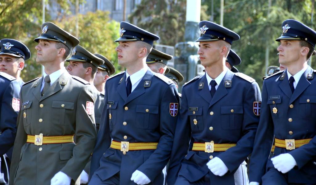 Спотови за упис у војне школе
