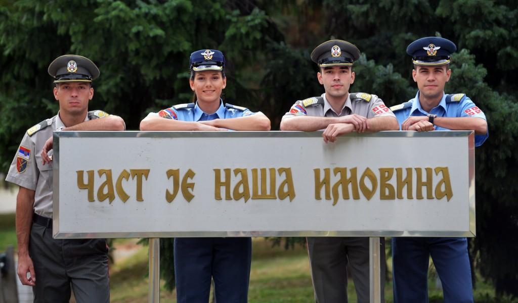 Војне школе отвориле врата заинтересованим за упис