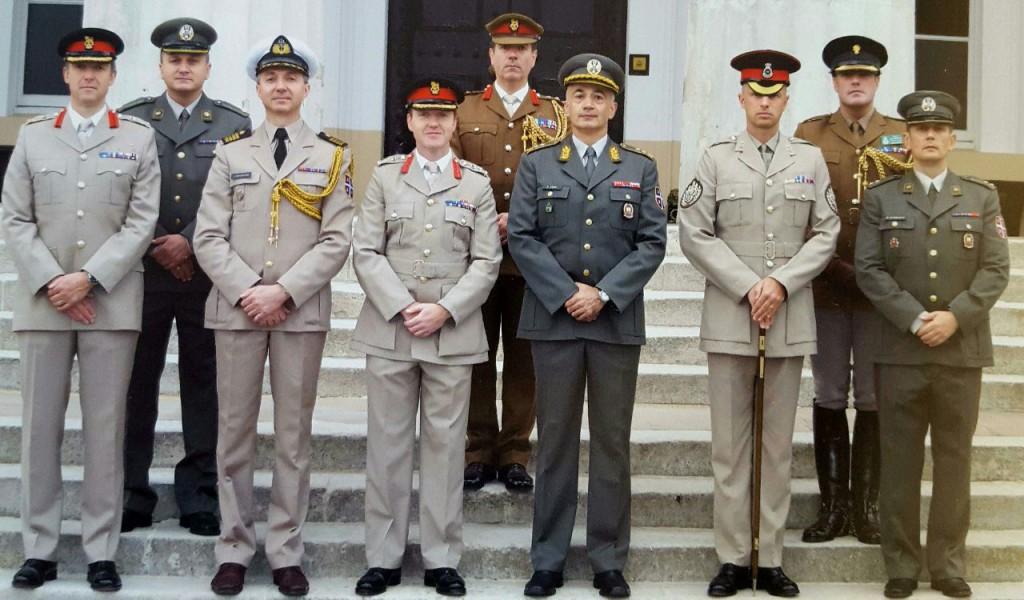 Посета Војној академији Велике Британије Сандхурст