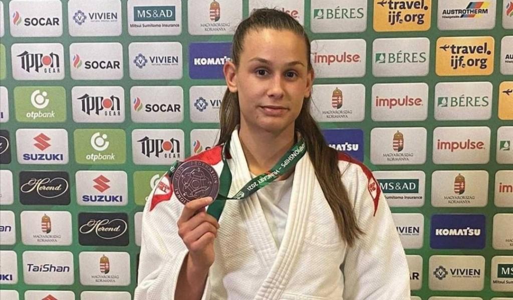 Aња Обрадовић освојила бронзану медаљу на Светском првенству у Будимпешти