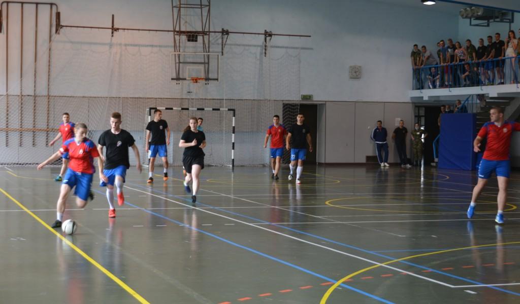 Завршен Пролећни турнир у футсалу Војне академије