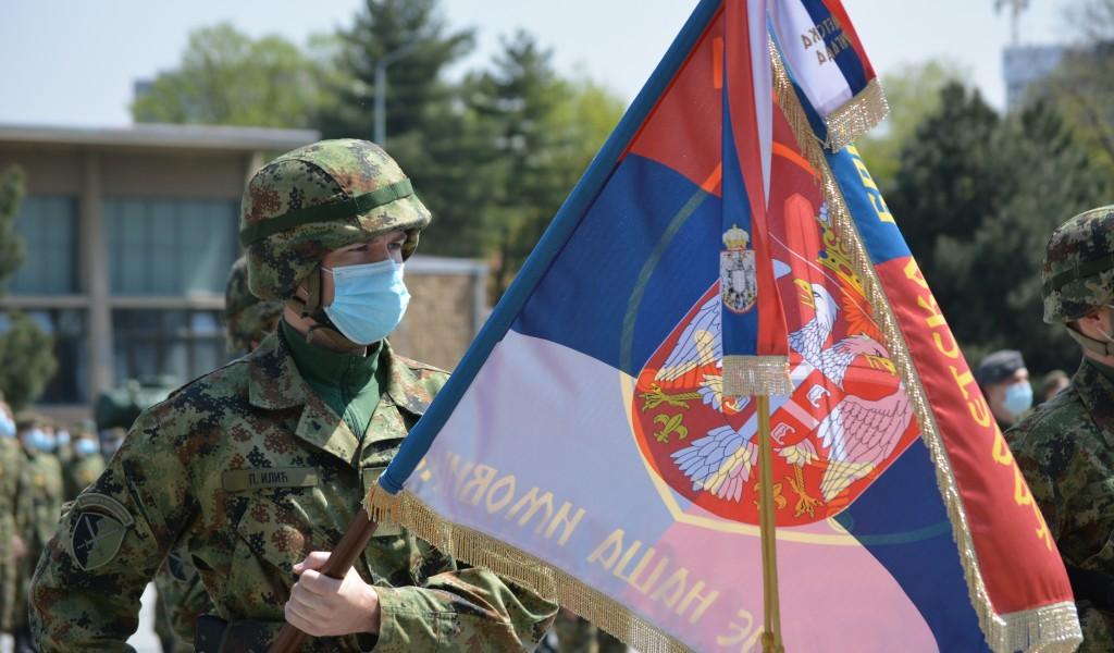 На Војној академији обележен Дан Војске Србије